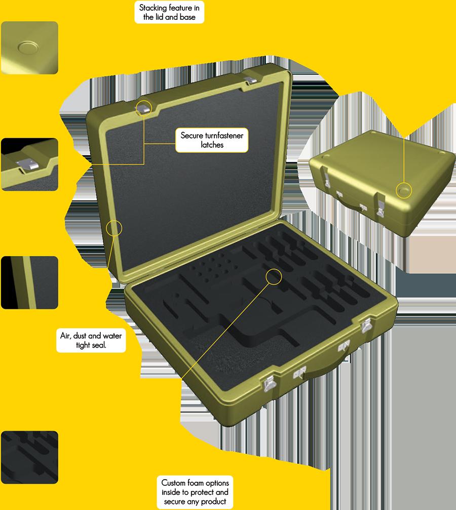 Hi-K cases